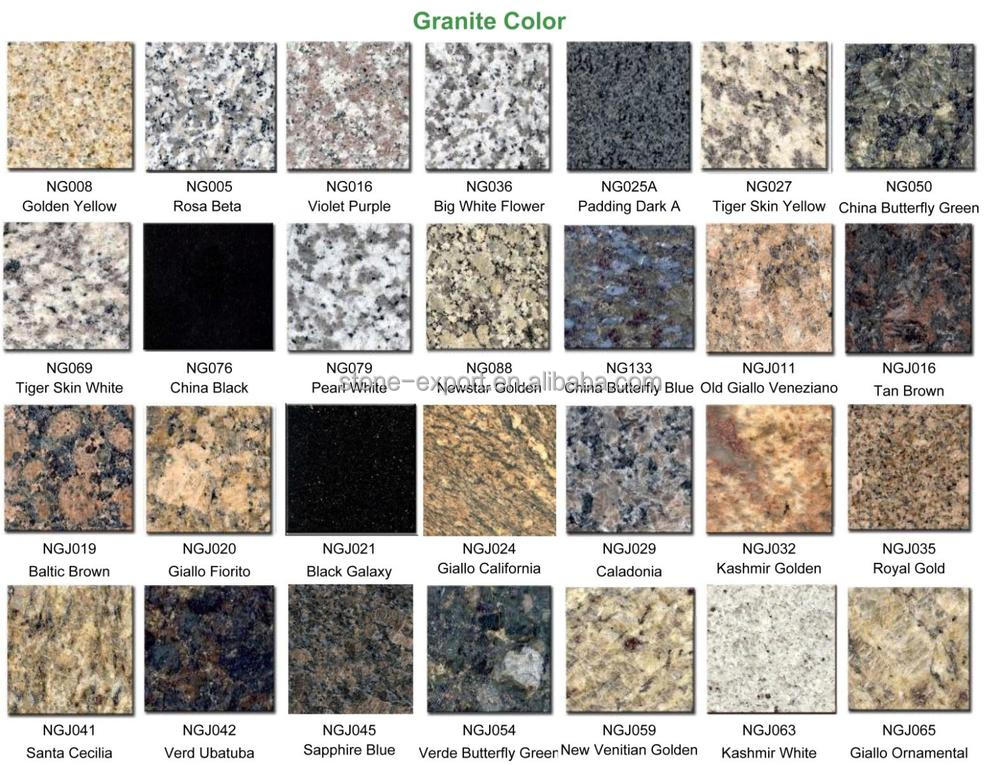 Newstar hotel granite vanity top sappire blue granite for Granite countertops colors price