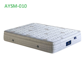 New Pattern Box spring sale hot modern hotel bed pocket coil spring mattress