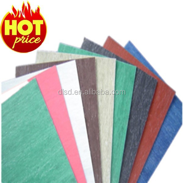Non asbestos paronite gasket thermal insulation sheet