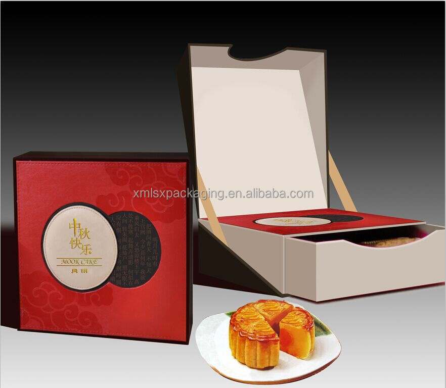 Retro mooncake boxes food packing west box biscuit box wholesale