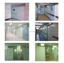 Customized sliding hospital doors / air tight sliding door/ automatic medical doors