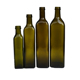 250ml unique olive oil glass bottle