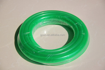 Beautiful PVC Transparent Water Garden Hose Pipe, Single Layer Clear Irrigation Hose /Pipe