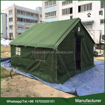 10 man green Cheap military tent & 10 Man Green Cheap Military Tent - Buy Military TentCheap ...