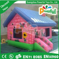 China supply inflatable bouncy house juegos inflables