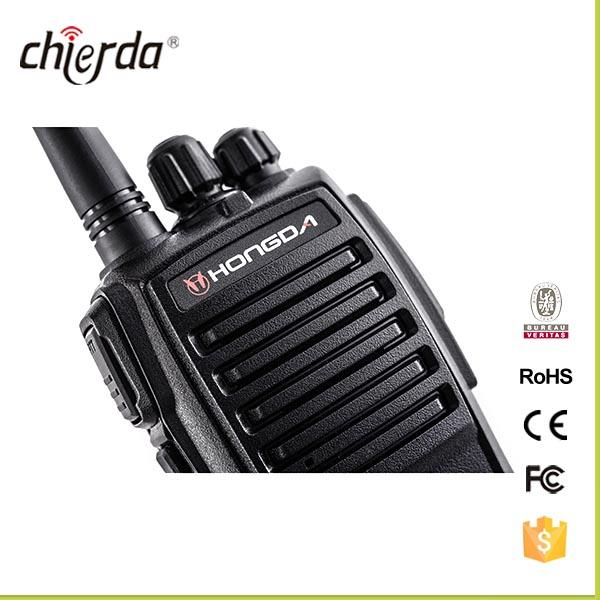 5W transciver two way radio portable long distance powerful walkie talkie