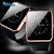 For Smart Watch GT08 Clock Sync Notifier Support Sim Card Bluetooth Connectivity For iphone Android Phone SmartWatch Wear GT-08