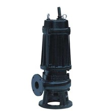 China manufacture High Flow Low Head Electric Cast Iron sewage submersible pump