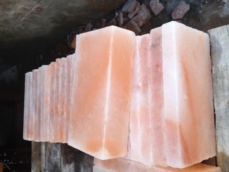 بلاط الملح الصخري himalyan/ الطوب/ للطهياسطوانة ألواح، غرف الملح