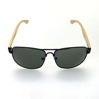 Polarized lens sunglasses WOOD Natural Bamboo Sunglasses for Men Wood Sun Glasses Sunglasses