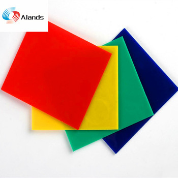 Kinds Of Color Acrylic Sheet - Buy Colored Transparent Sheet ...