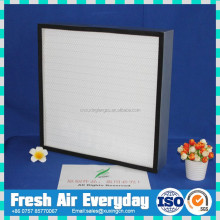 Preferential price compressed hepa air filter