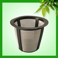 2016 best selling reusable k-cup coffee filter keurig 1.0 filter in coffee maker parts