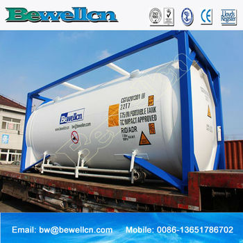 20000lts Iso Tank For Liquid Helium - Buy 20000lts Iso ...