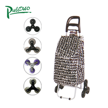 Proper Price Top Quality Easy Customized Folding Personal Shopping Trolley