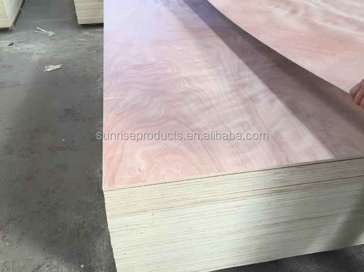Commercial Plywood for making furniture in E1 glue