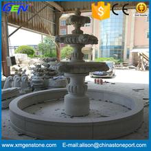 alta calidad jardn fuente de agua de piedra natural de granito precio
