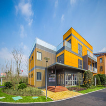 Modular Building with Prefabricated house