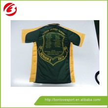100% Polyester Fashion Cheap Prices Polo T Shirt OEM service