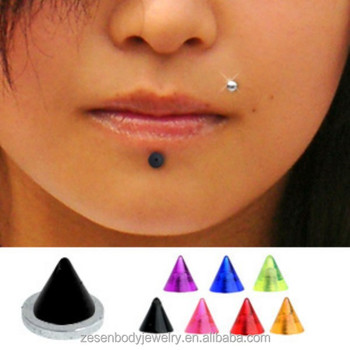 Fashion Magnetic Labret Jewelry Nose Stud Non Piercing Jewelry Buy Labret Stud Body Piercing Fake Nose Stud Product On Alibaba Com