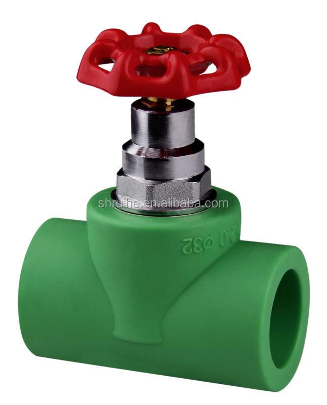 Ppr pipe fittings gate valve buy