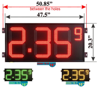 16 inch LED digital price sign gas station