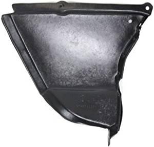 Crash Parts Plus Left Side Engine Splash Shield for BMW 5 Series, M5 w/o M Package BM1228126