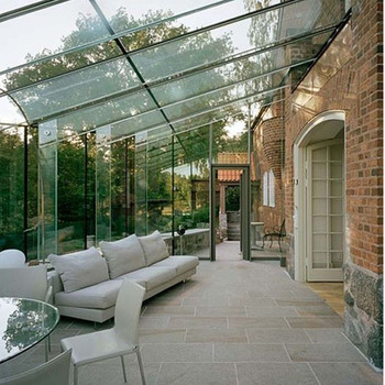 Toughened Sgp Laminated Structural Glass Roof Price Buy