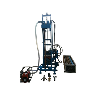 portable hydraulic borehole drilling machine / water well drilling rig / well digging machines