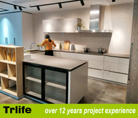 Ready made Modular kitchen cabinets with modular kitchen wall hanging cabinet design