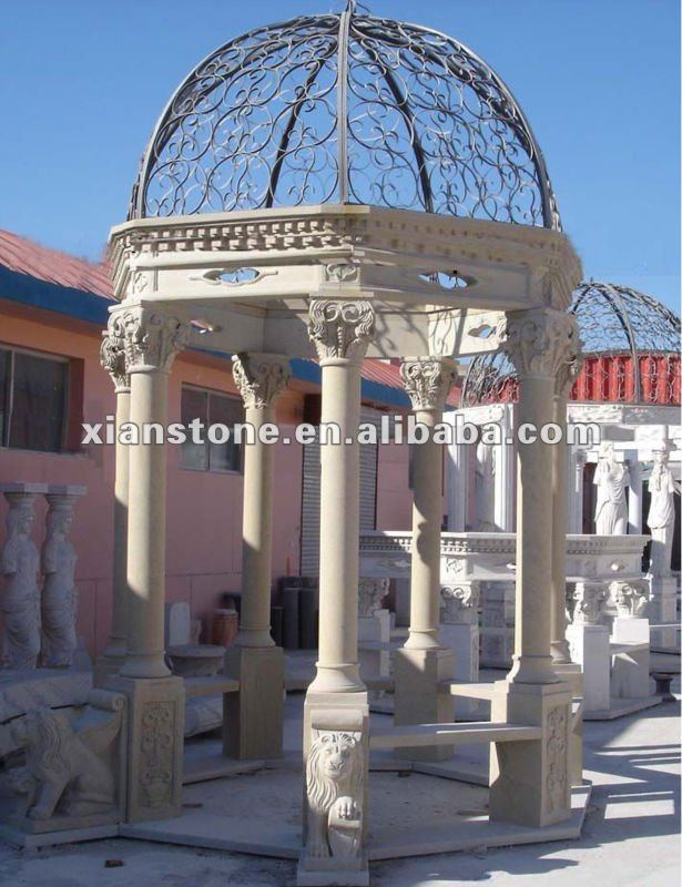 Sandstone gazebos for sale