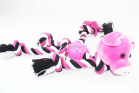 Pet Accessories Dog Plush Mixed TPR Pet Toy