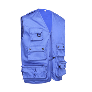 OEM new style fashion cheap custom functional vest