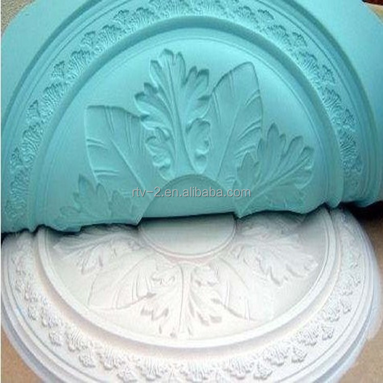 Liquid silicone rubber for artificial stone plaster concrete mold making