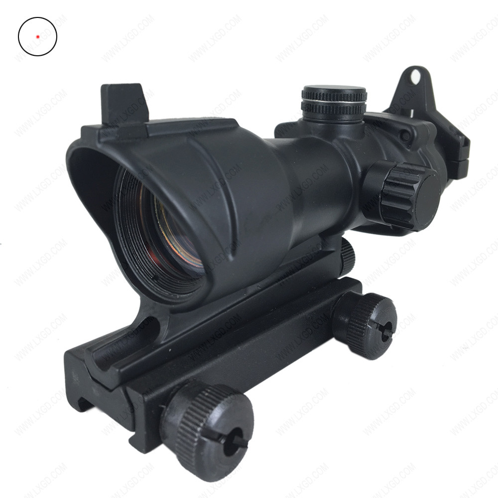 Cmore sights with 20mm/11mm rail mount shockproof tactical scope 1x32 red dot sight