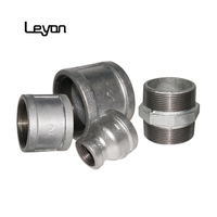 "plumbing fittings names picture 340 conical gi pipe fittings union connector 3"" reducing socket socket coupling"