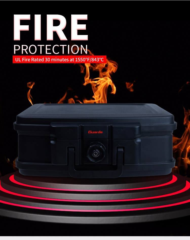 Guarda professional fireproof waterproof safe factory for home-5