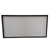 air filter with aluminum frame Hepa h14 filter for clean work booth