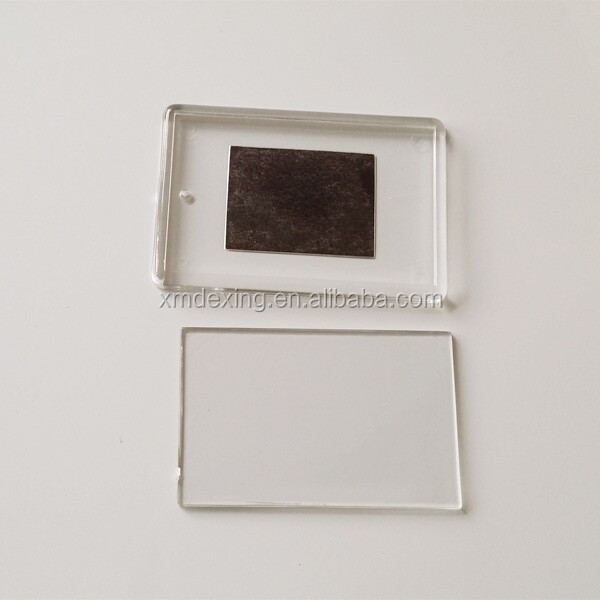 Acrylic Fridge Magnet Photo Frame/clear Acrylic Fridge Magnet 78 ...