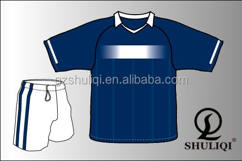 Fashionable cool design man football uniforms soccer uniforms set ... f5fadd02a