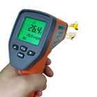 Infrared Thermometer Theory and Instant Non-contact and Accurate Temperature Taking Low Power Consumption Infrared Thermometer