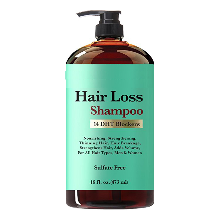 Private Label Hair Loss and Hair Regrowth Shampoo for Men & Women Offers Potent Natural hotel shampoo