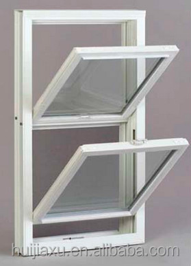 Cheap house windows for sale aluminum top bottom hung for Home windows for sale