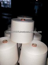 100% cotton OE 21/1 yarn from Vietnam