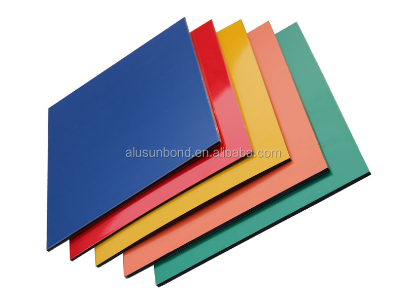 4mm aluminum plastic composite board
