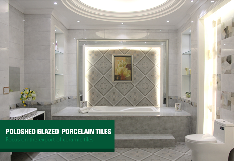 5 star hotel modern floor and wall white tiles 400x800 full glazed porcelain ceramic floor tile price