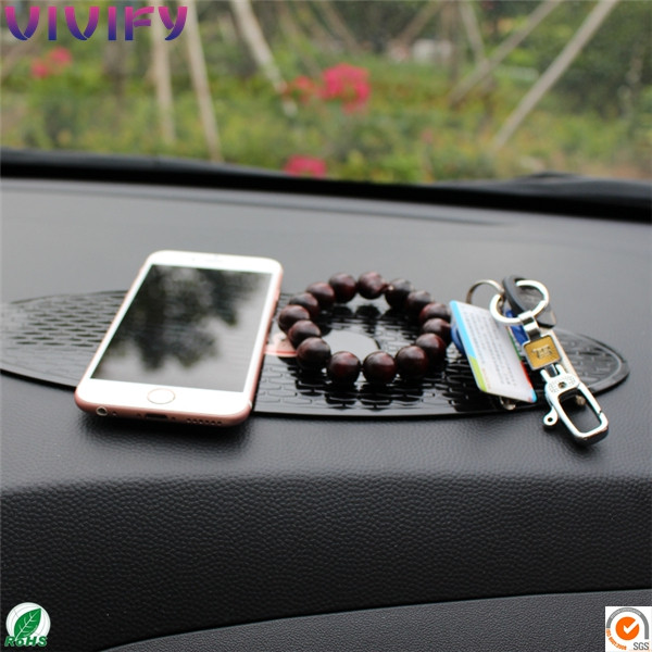 PU Gel Sticky Non Slip Pad Wholesale 100% pu gel super grip car dash pad environmental friendly