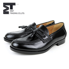 High quality brand leather loafers,men's formal leather shoes
