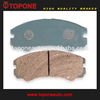 D4031 AN-386WK DB1270 FDB1015 GDB1186 GDB3162 Ceramic Car Brake Pad For ISUZU / HONDA/OPEL