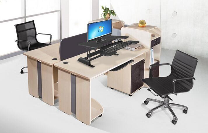 Altezza Banco Di Lavoro Ergonomia : Ergonomia workstation sedersi a stare in piedi e regolabile in